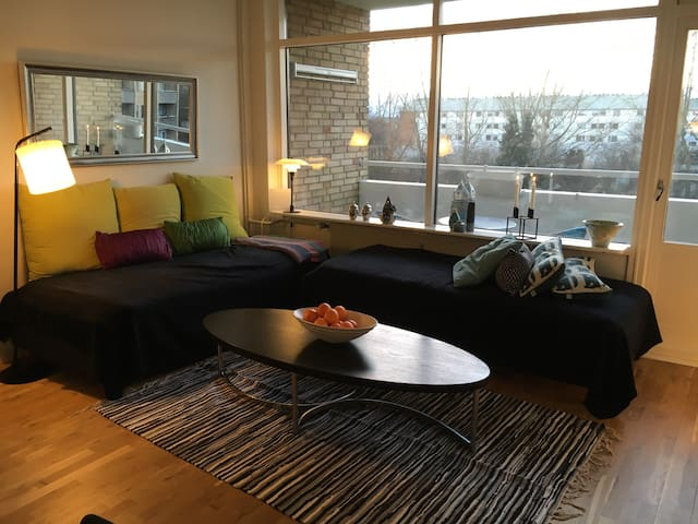 Cosy flat close to everything - Farum