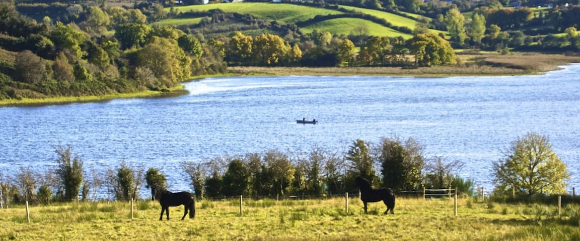 Lakeside Paradise - Lakefront Farm in Ireland - Cavan - Appartement