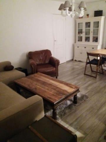 Appartement cosy marseille 62m² - Marseille - Lägenhet