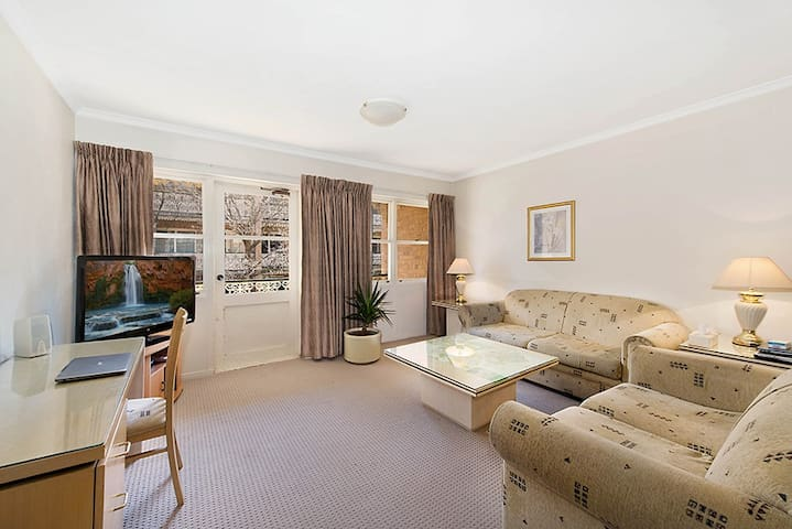 Argyle Apartments - Canberra - Reid - Apartament