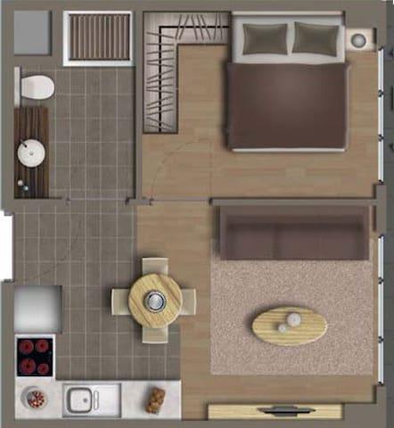 Complex Apartment (Close to SAW Airport) - Pendik