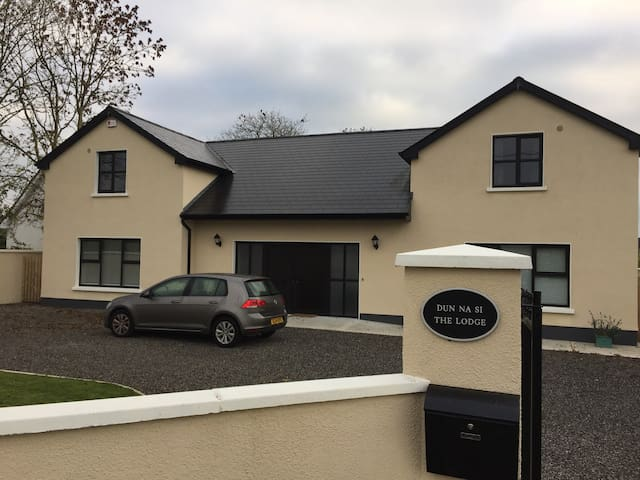 Dun na si  The Lodge  The Park Room - Moate - Ev