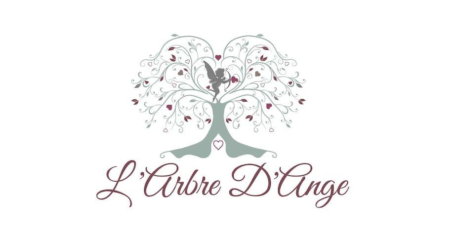 L'Arbre D'Ange B&B THE FRENCH ROOM Montmorillon - Montmorillon - Bed & Breakfast