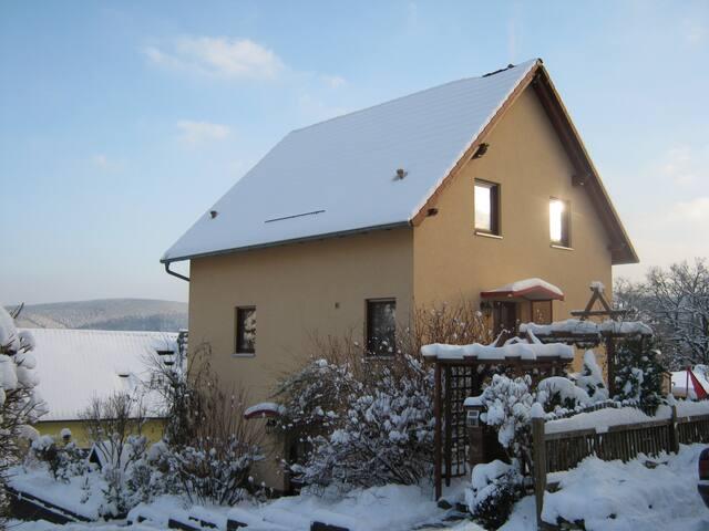 Rückzug in die Idylle - Uhlstädt-Kirchhasel - Appartement