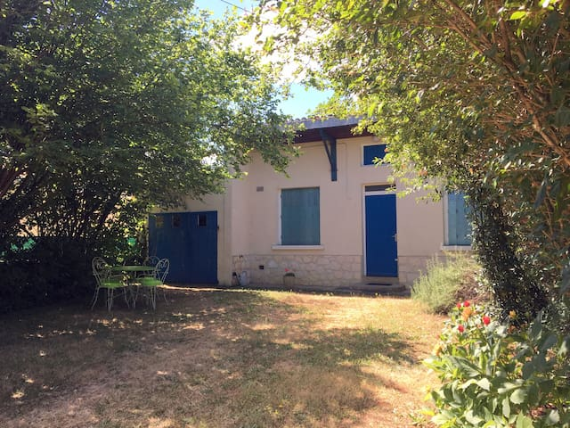 Gîte la Petite Maison 5´Futuroscope - Buxerolles - Dom