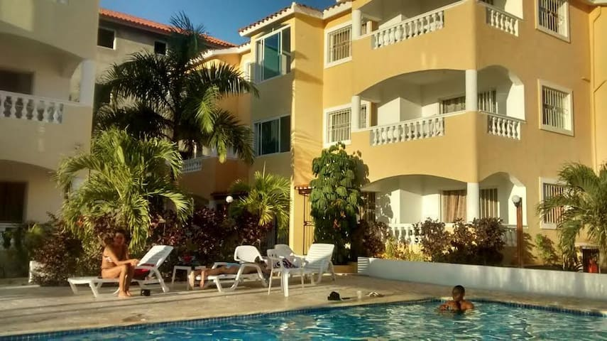 TROPICAL CARIBE,beautiful apartment - bayahibe - Appartement