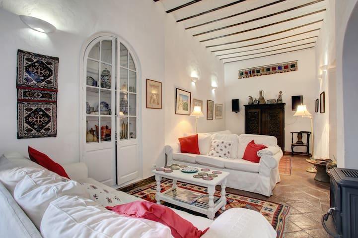Charming 18th Century Andalucian  town house. - Jimena de la Frontera