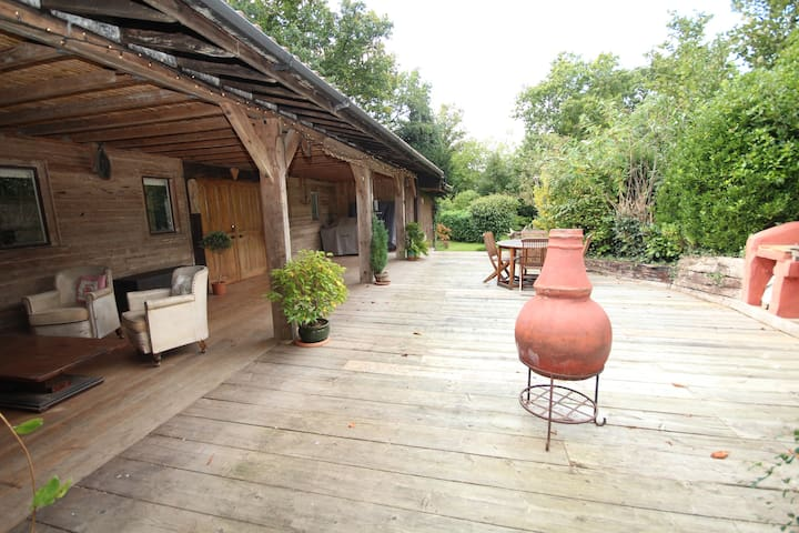 Red Oak Barn within the New Forest National Park - Hampshire - Hytte