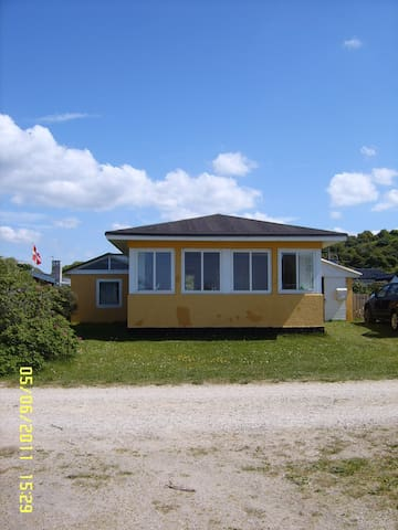 Hyggeligt sommerhus - Løgstør - Departamento