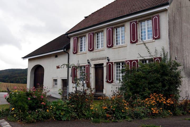 Ressource et Energie - Réclère - Haus