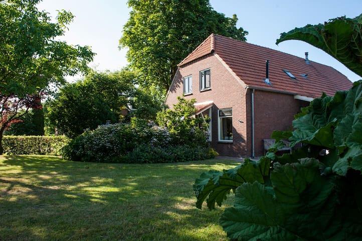 Een appartement in een woonboerderij. - Loosbroek - Appartement en résidence