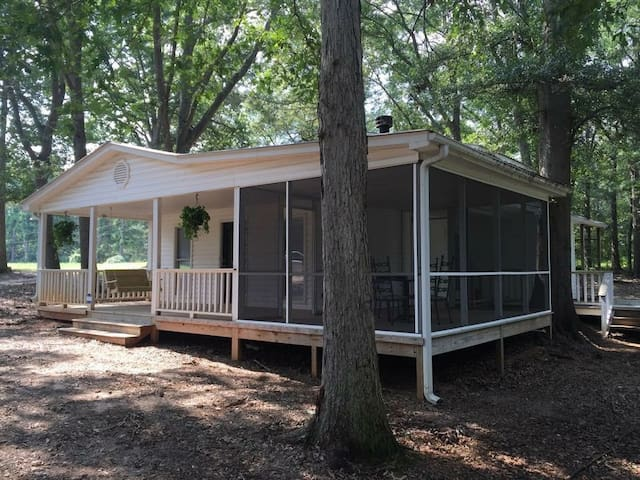 Fun House Get Away on 3.28 Acres - Hartwell - Casa