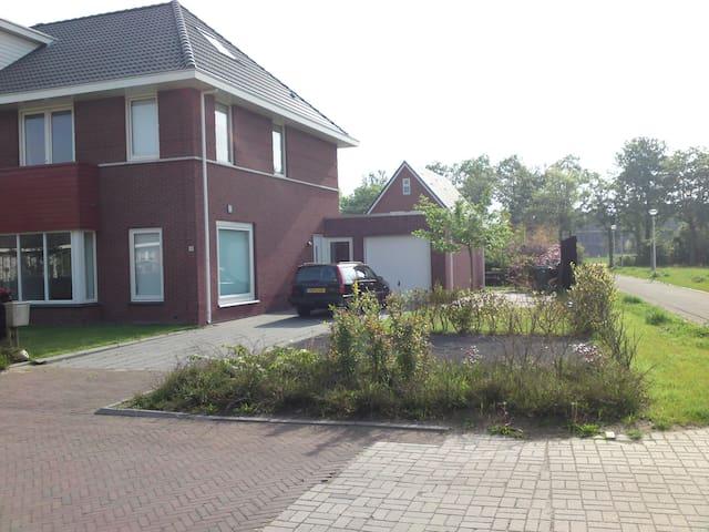 Ruimte en Comfort in Drents-Friese Wold - Diever - Hus