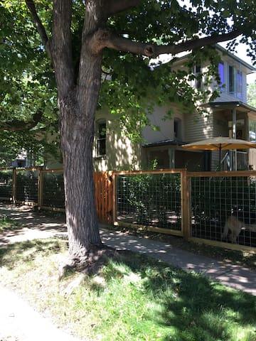 Heart of Boulder, legal rental - Boulder - Appartement