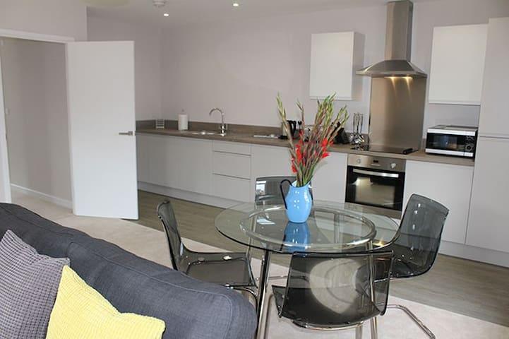 Apartment 15 - Ipswich - Departamento