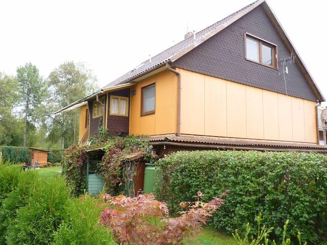 Apartmány u Starej mamy - Štôla - Casa de huéspedes
