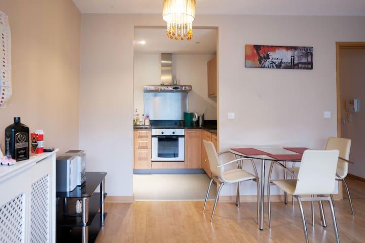 Classy Terraced Bedroom City Center - Dublin - Apartament