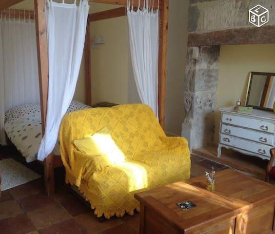 Appartement de charme - Nérac - 公寓