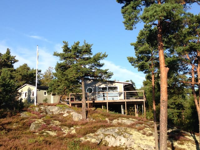 House in archipelago of Stockholm with sea view - Haninge S