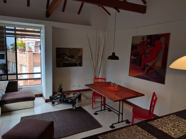 Lovely Apartment, Great Location - Envigado - Wohnung