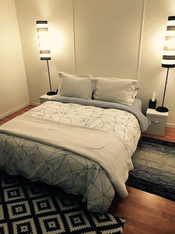 Cute 1 Bedroom  Basement Suite in Buena Vista Area - Saskatoon - Casa