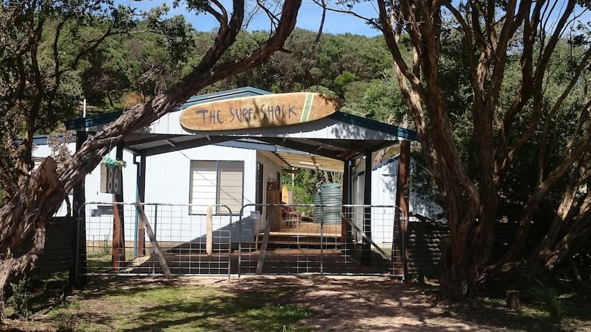 The Surf Shack - Sandy Point - Ev