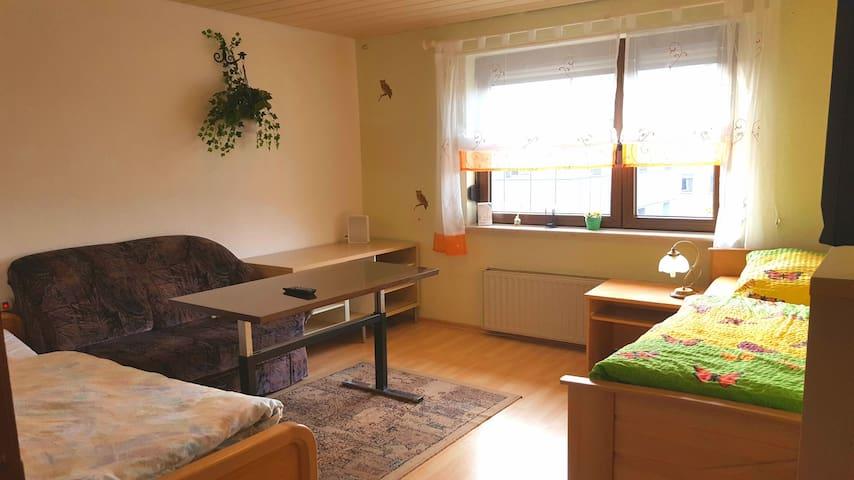 Ferienwohnung & Monteurzimmer Karlstr. 2.OG - Villingen-Schwenningen - Rumah
