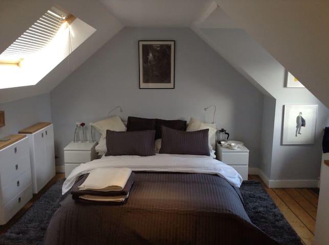 Hideaway Attic Room in Innerleithen - Innerleithen
