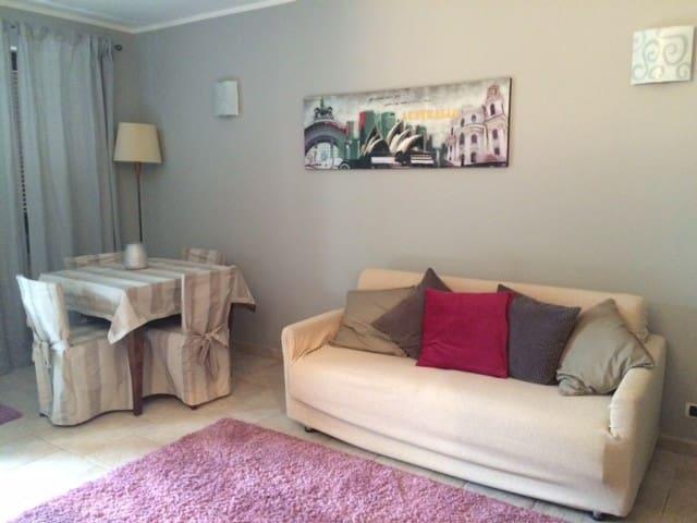 Alloggio con giardino nella cintura di torino - Alpignano - Apartamento