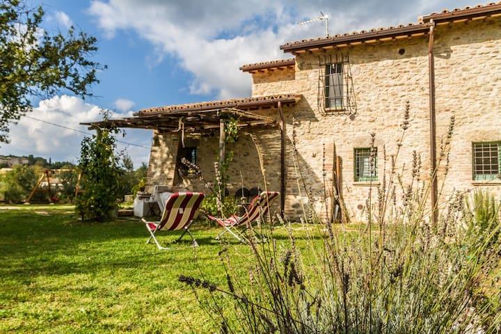 Il Colle sulla Flaminia - Casa vacanze Todi - Todi - Daire