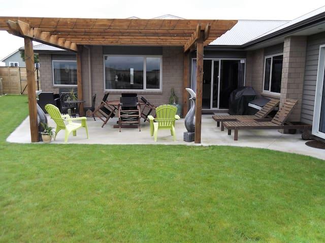 Morrinsville BnB - New modern home - Morrinsville - Bed & Breakfast