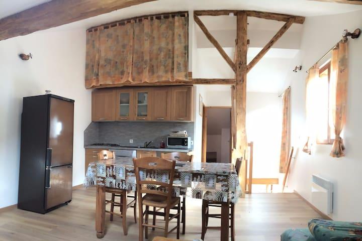 Gite montagnard 3 étoiles, Les Cabannes, Ariège - Les Cabannes