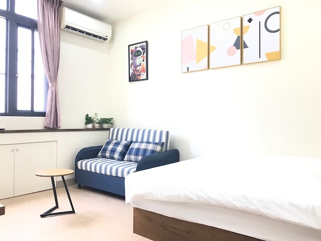 Double Bed Room - Hualien City - Dom