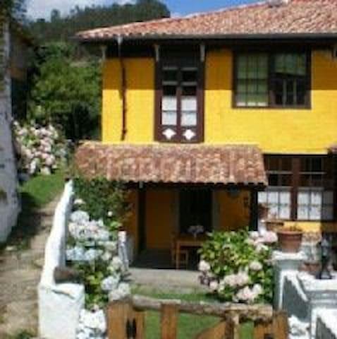 Apartamento rural el pomar antojana y bbc fen shui - Corias - Departamento