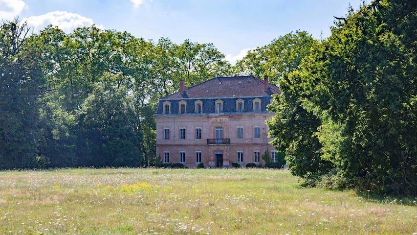 Chateau JAC : Stunning 19th century chateau - Saint-Élix-le-Château - 度假屋
