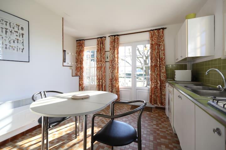 Calme, nature et culture en Touraine - Maillé - Huis