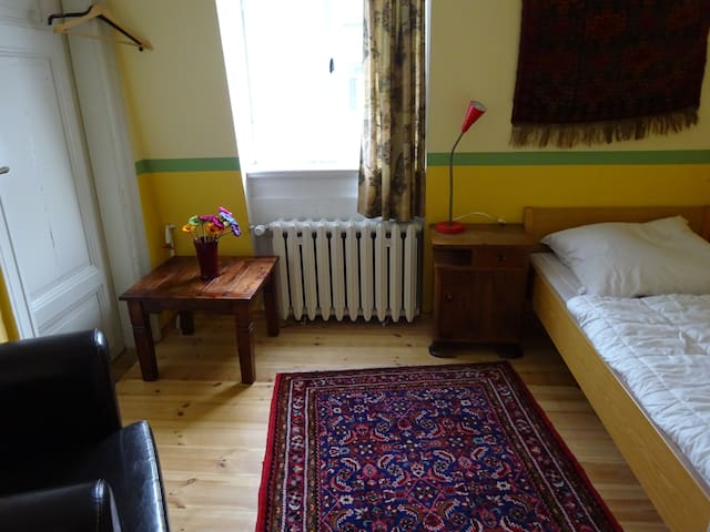 Small room in the heart of Weimar - Weimar - Pension