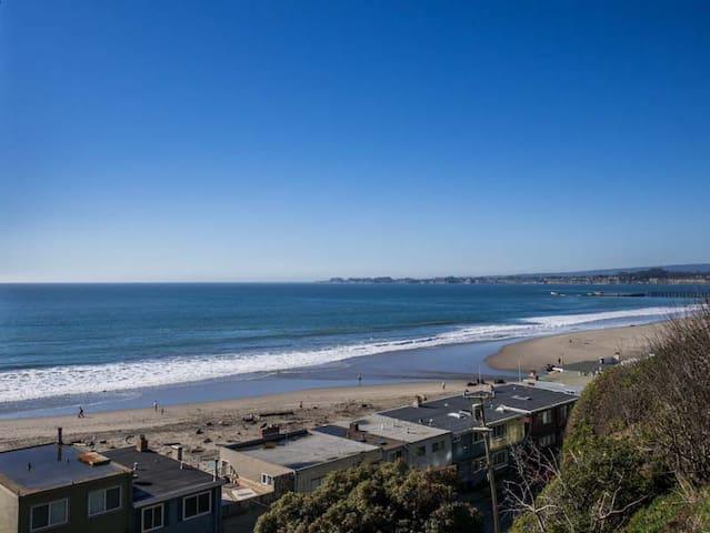 Aptos Luxury Condo with Ocean Views - Aptos - Condominio
