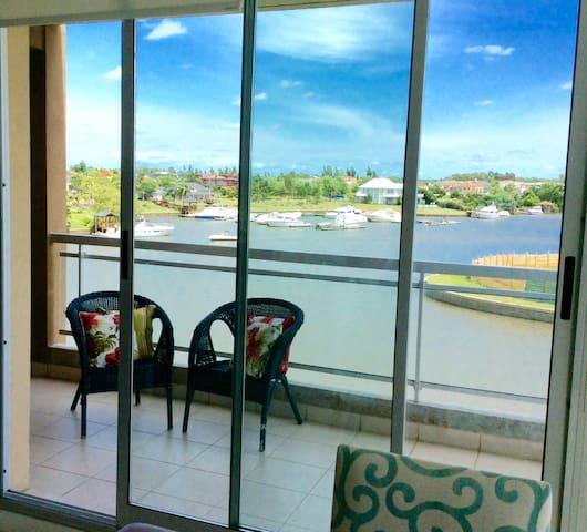Espectacular 3amb c/ Vista al Rio en Nordelta - Rincón de Milberg - 公寓
