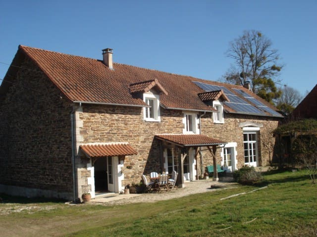 Welcome to wonderful and peaceful La Rame - Chalais - Appartement