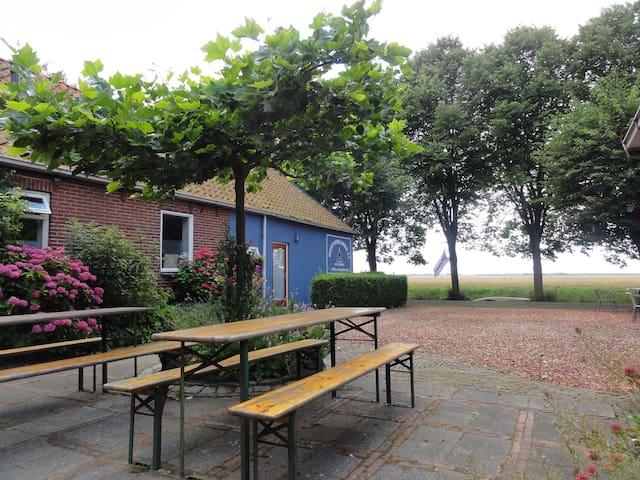 Cosy B&B in open countryside - Finsterwolde - Oda + Kahvaltı