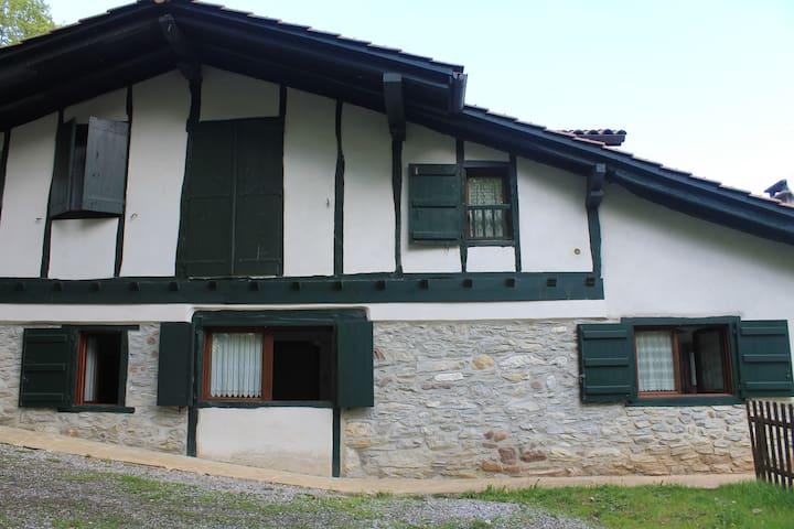 Apartamento en caserío rehabilitado Urdazubi-Urdax - Leorlas - Lägenhet