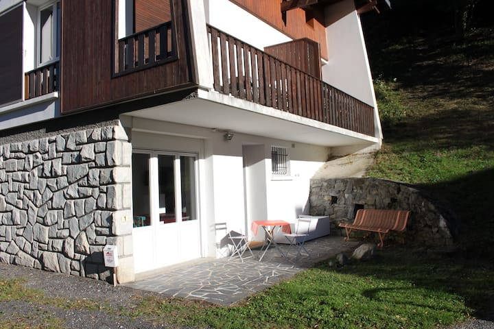 St Lary Soulan 4-6 people Center Village WIFI - Saint-Lary-Soulan - Daire