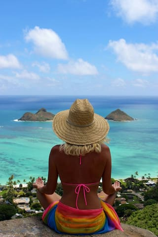 Fantastic Lanikai Beach Coastline Getaway!! - Kailua