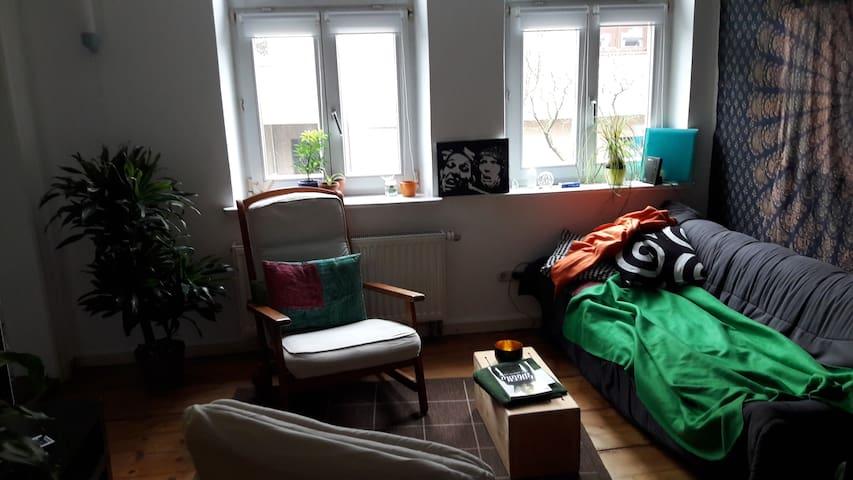 Angenehme Wohnung in der Innenstadt - Memmingen - Selveierleilighet