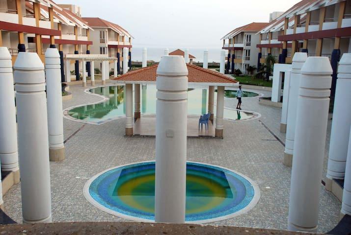 sea side accommodation at PURI - Puri - Leilighet