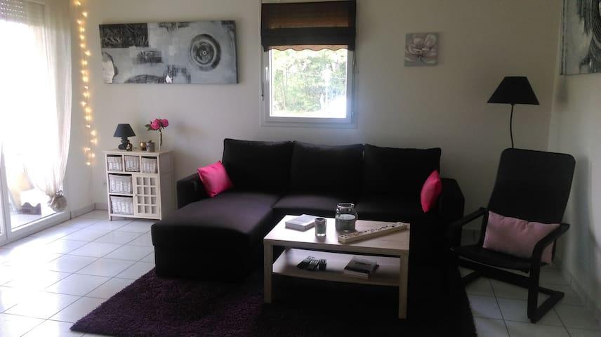 jolie chambre douillette - Saint-Paul-lès-Dax - Departamento