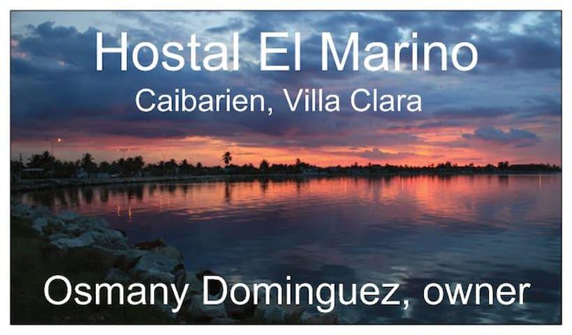 Hostal El Marino Ph(PHONE NUMBER HIDDEN) - Caibarién
