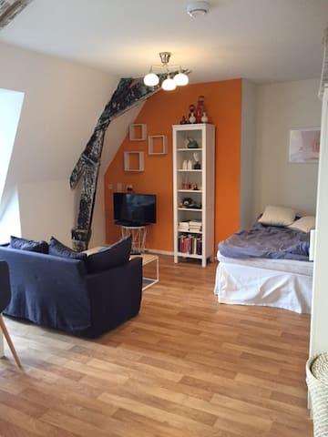studio/private apartment in the city centre - Ámsterdam - Departamento