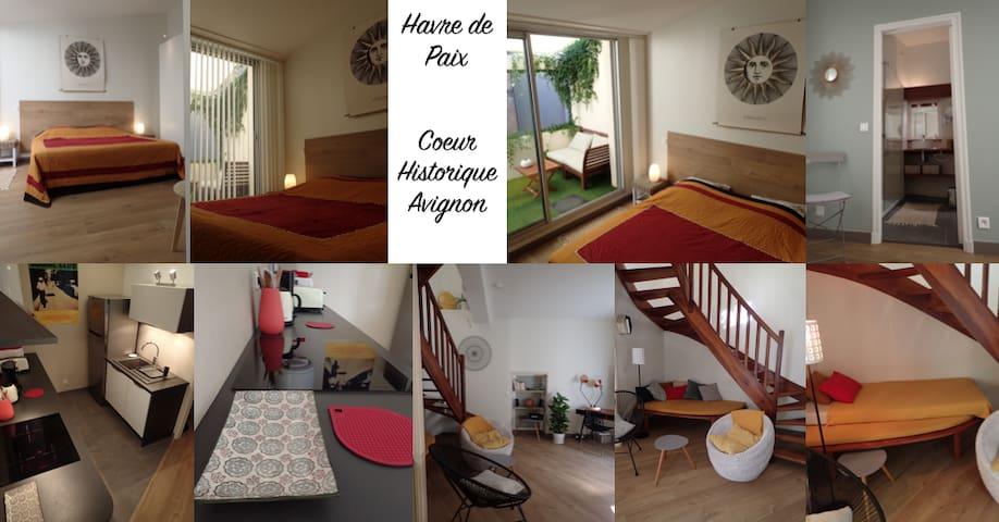 Coeur d'Avignon,  Duplex ZEN ! - Aviñón - Loft